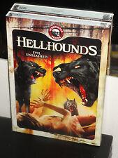 Hellhounds (DVD) Maneater Series Adam Butcher, Ben Cross, Scott Elrod, BRAND NEW