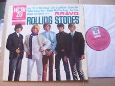 ROLLING STONES,BRAVO lp vg/vg(+) hör zu records SHZT 531 Germany 1965