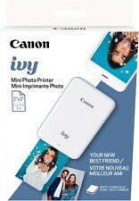 Canon - IVY Mini Wireless Photo Printer - Cosmic Blue