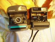 Polaroid 636 close-up und Polaroid 600.