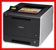 BROTHER HL-4570CDW Printer -- REFURBISHED w/Toners & NEW Drums !!!