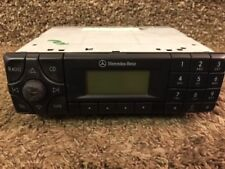 Mercedes Benz Becker Radio Tuner Rare Manual CD W140 W210 W202 R129 W208 BE3302