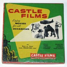 Vintage 8mm Castle Films WILD HORSE And LITTLE BRAVE #1001 Complete Edition!