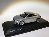 Nouvelle Audi TT coupé de 2014  type 8S au 1/43 de Kyosho