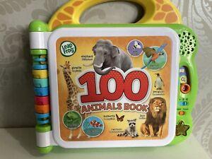 LeapFrog Friends 100 Animals Book