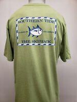"New Southern Tide Men's Short Sleeve ""Skipjack Logo"" T-Shirt, XS, S, M, L, 2XL"