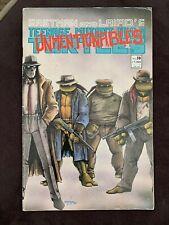 TEENAGE MUTANT NINJA TURTLES #14 THE UNMENTIONABLES!! 1988