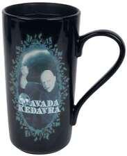 HARRY POTTER VOLDEMORT HEAT CHANGING MAGIC LATTE COFFEE MUG CUP NEW GIFT BOX
