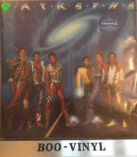 JACKSON 5 Victory EPIC Inner 1982 UK Original A2/B2 GATEFOLD VINYL LP EX