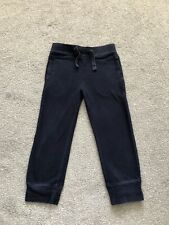 GAP Boys Navy Blue Joggers Age 5 Used With Pockets