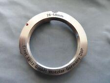 Leica 28-50mm screw mount to M adapter ring M2, M3  orginal