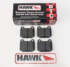 Hawk dtc-30 Piste Jour / RACING arrière plaquettes de frein pour s' adapter Subaru Impreza WRX STI