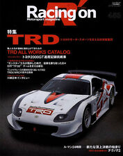 [BOOK] Racing on 453 TRD Toyota 2000GT Supra Starlet Celica TF30 Corona Corolla