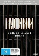 "Bad Girls : Series 8 (DVD 3-Disc Set) ""NEW AND SEALED"""