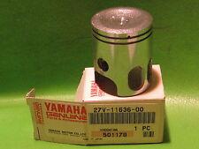 YAMAHA CE50 JOG 1986-87 PISTON 2ND OS. 0.50MM OEM #27V-11636-00