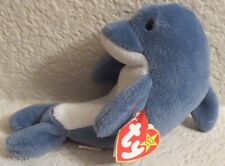 Ty Beanie Baby Echo 1996 5th Generation Hang Tag No Tush Stamp