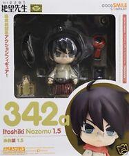New Good Smile Zoku Sayonara Zetsubo Nendoroid Nozomi Itoshiki 1.5 PVC PAINTED