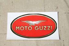 Vinyl Moto Guzzi Motorcycles Sticker Decal