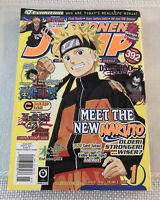 SHONEN JUMP Magazine 2008 Jan Volume 6 Issue 1