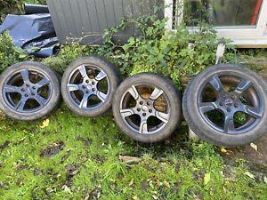 VW Transporter T5/T6 18 Inch Sportline  Alloy Wheels & Tyres.