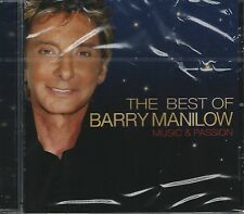 BARRY MANILOW - THE BEST OF.../MUSIC & PASSION     *NEW & SEALED CD ALBUM*