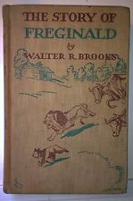 The Story of Freginald, W R Brooks, 1936, Knopf - Rare - Collectible