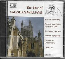 CD 10 TITRES THE BEST OF VAUGHAN WILLIAMS DE 2009 NEUF SCELLE