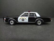 Greenlight 1989 Chevrolet Caprice California Highway Patrol CHP - Loose 1:64