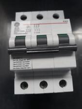 IPD GE Redline 6KA 3 POLE 10A B CURVE MCB (will fit NHP DIN-T Dinsafe boards)