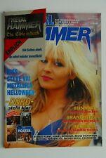 METAL HAMMER MAGAZINE DEC 1990 STEVE VAI METALLICA DORO HELLOWEEN FULL COMPLETE