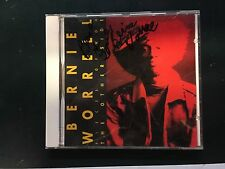 SiGnEd CoPy!!!! Pieces of Woo: The Other Side by Bernie Worrell (CD, CMP)