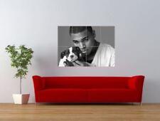 Chris Brown Art Posters