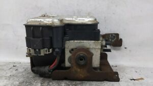 2004-2005 Chevrolet Trailblazer Abs Pump Control Module 104257