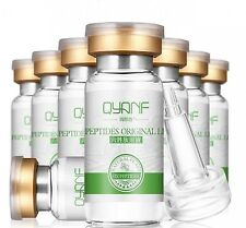 QYANF Six Peptides Original Liquid Anti Aging Serum Wrinkle Removal Cream 10ml