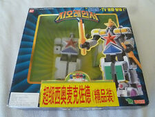 NEW IN BOX POWER RANGERS SUPER ZEO MEGAZORD NIB KOREAN 1998 BAN DAI TOEI VINTAGE