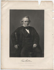 Portrait Richard Colden ?, Lithograph.