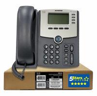 Cisco SPA514G 4-Line Gigabit IP Phone - Brand New, 1 Year Warranty