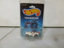 1986 Hot Wheels Trailbusters Jeep