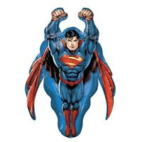 """34"""" Superman Supershape Mylar Foil Balloon Party Decorating Supplies"""