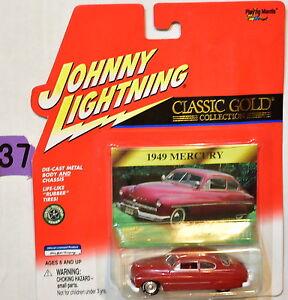 Johnny Lightning Classico Oro Collezione 1949 Mercurio White Lightning
