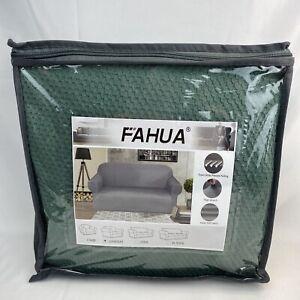 Loveseat Sofa Cover Fahua 1-Piece Super Soft Fabric High Stretch Universal Fit