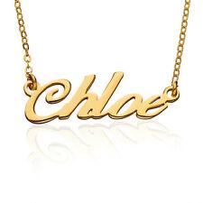 Custom Made Any Name Necklace Customized #13