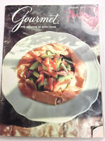 Gourmet Magazine Brooklyn Heights Cooking October 1980 010517R