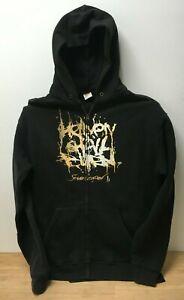Heaven Shall Burn - Sewastopol Hoodie Kapuzenpullover in L Metalcore München Eis