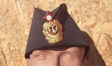 Forage-Cap Senior Officer Navy Force Military Soviet Army Original  S-58