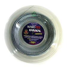 Karakal Nano 125 Squash String 100m Reel