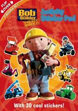 Bob the Builder: Activity Sticker Pad (Flipover Activity Pads)
