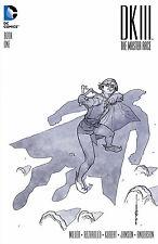 DKIII Batman Dark Knight 3 #1 HEROES - BRIAN STELFREEZE  B&W Sketch Variant