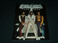 1979 Bee Gees Concert Tour Program + 2 Photos - Barry - Maurice -Robin- Sp 3214I