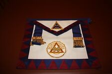 Royal Arch Provincial Grand Scribe E / N Bedfordshire Apron
